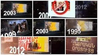 Ընտրական օրացույց. Ռոբերտ Քոչարյան. Լավ կլիներ, եթե խորհրդարանում ներկայացված լինեին նաեւ ԲՀԿ-ն, ՀՅԴ-ն եւ ՄԱԿ-ը… (Տեսանյութ)
